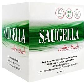 Saugella serviettes jour - saugella -144607