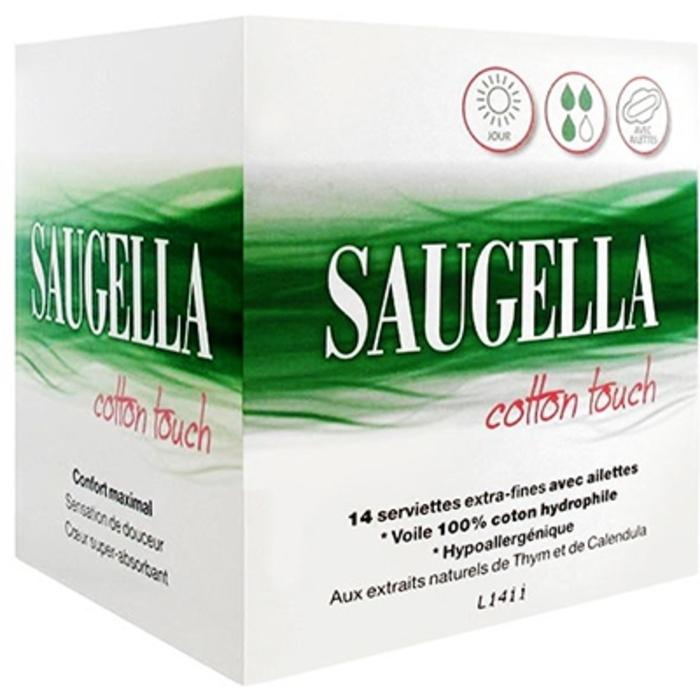 Saugella serviettes jour Saugella-144607
