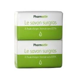 Sav surgras hle argan 2x125g - 250.0 g - pharmactiv -223436