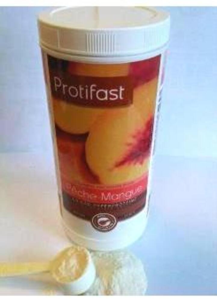 Saveur pêche-mangue - 500.0 g - préparation pour boisson - protifast Minceur et satiété-143576