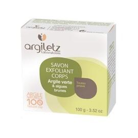 Savon argile verte exfoliant bio - 100.0 g - savons bio - argiletz Affiner la silouhette-8938