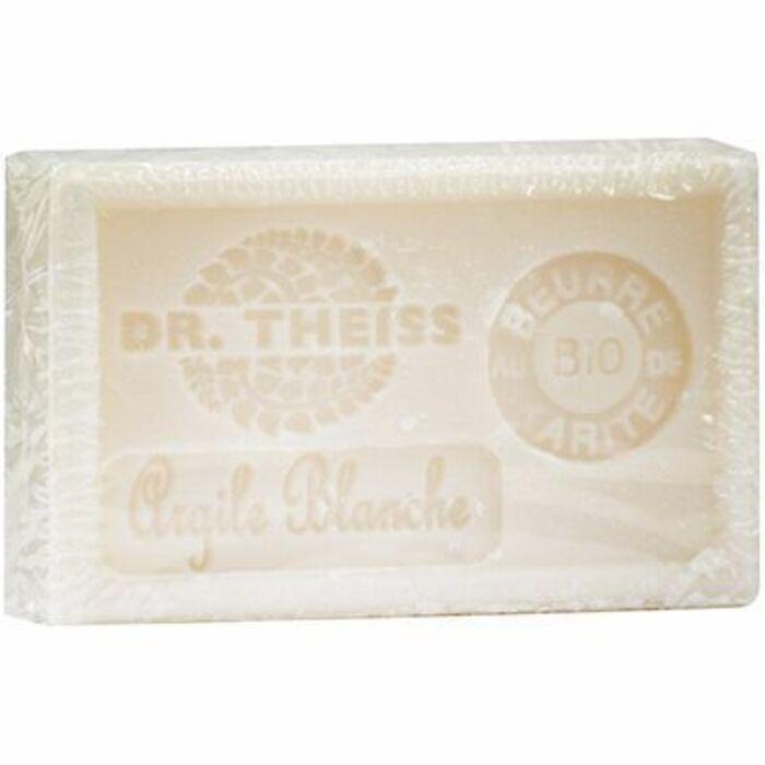 Savon de marseille argile blanche 125g Dr theiss-215927
