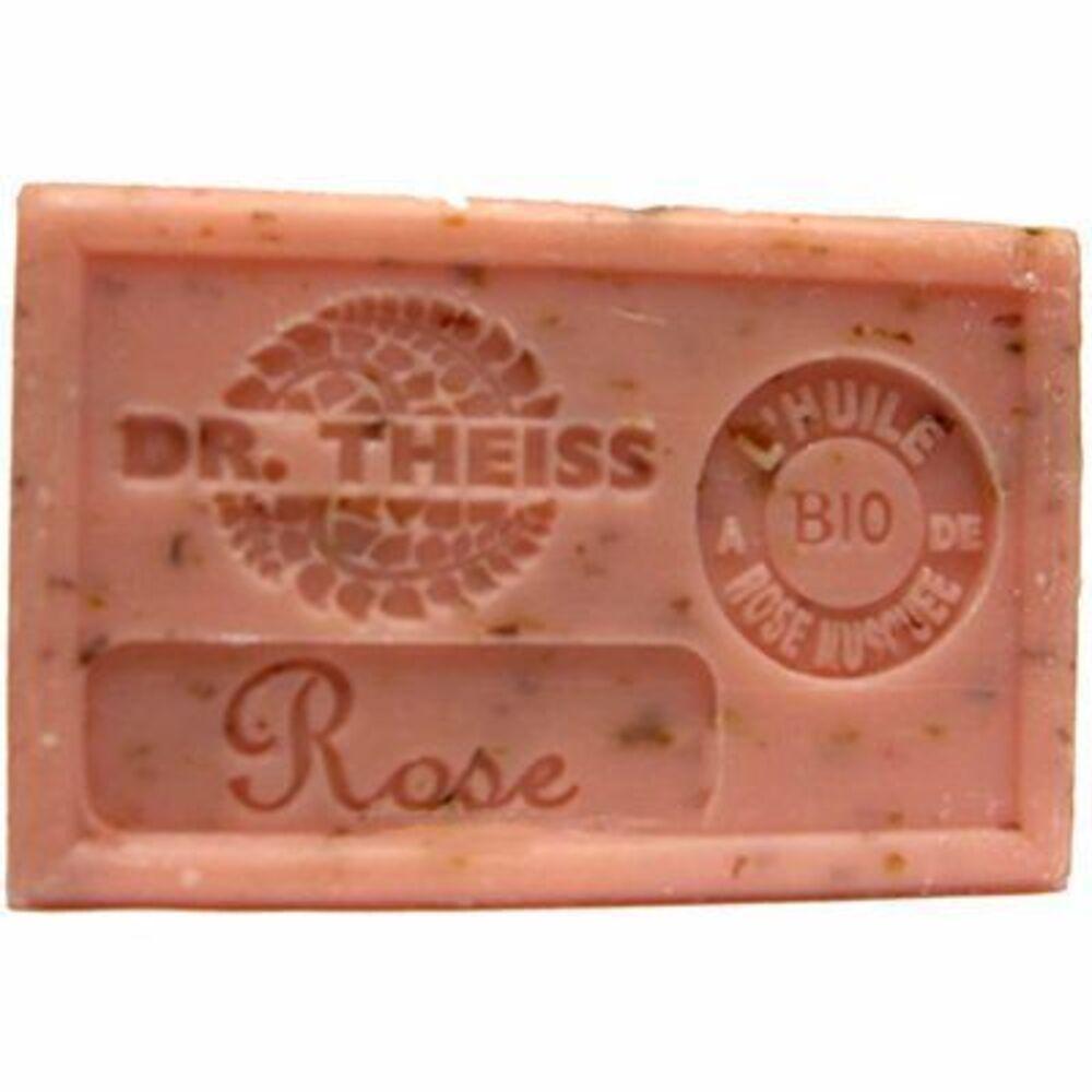 Savon de marseille bio huile de rose musquée 125g Dr theiss-215947