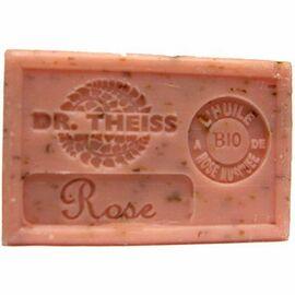 Savon de marseille bio huile de rose musquée 125g - dr theiss -215947