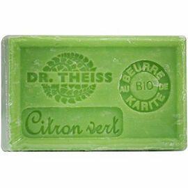 Savon de marseille citron vert 125g - dr theiss -215933