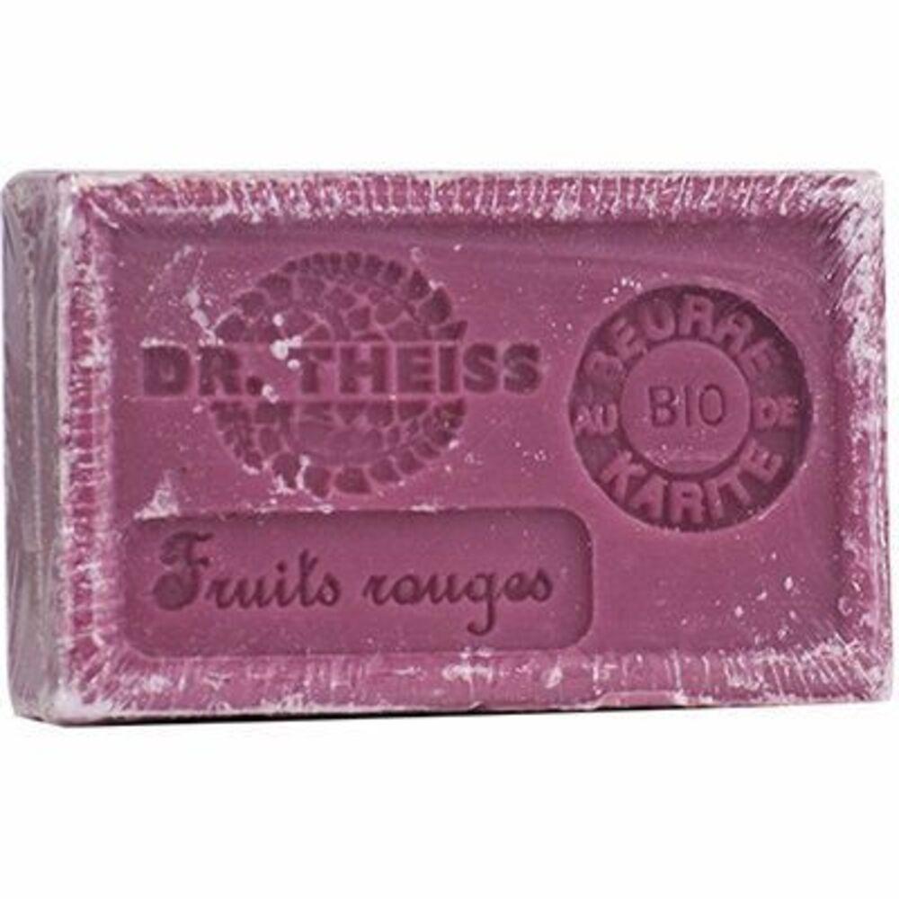 Savon de marseille fruits rouges 125g Dr theiss-215944