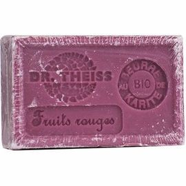 Savon de marseille fruits rouges 125g - dr theiss -215944