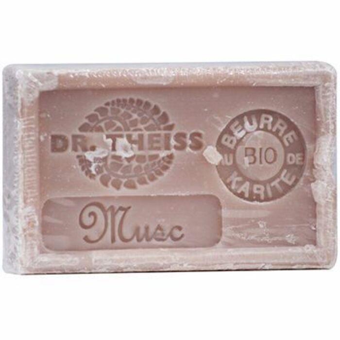 Savon de marseille musc 125g Dr theiss-215963