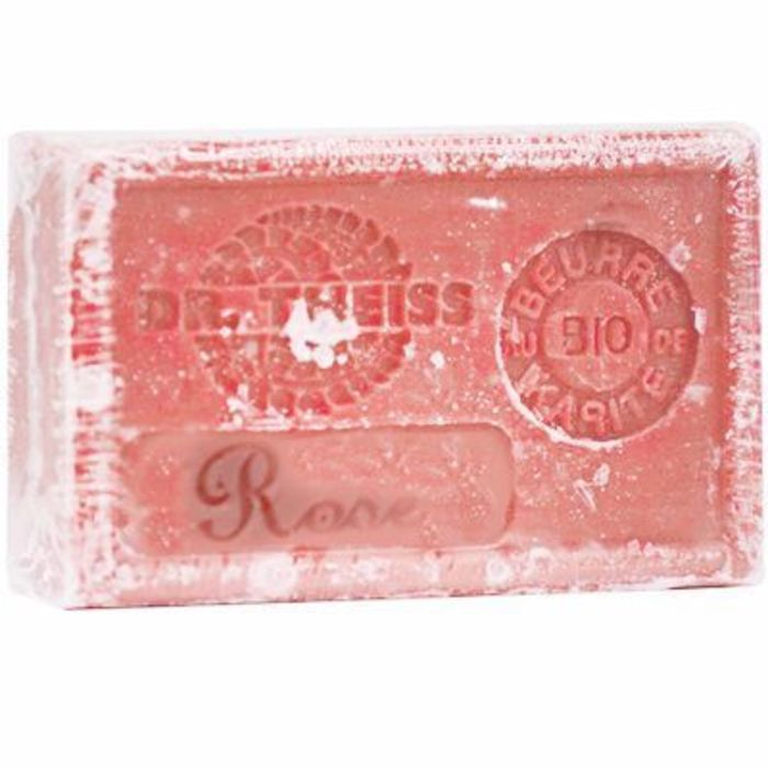 Savon de marseille rose 125g Dr theiss-215975