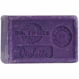 Savon de marseille violette 125g - dr theiss -215981