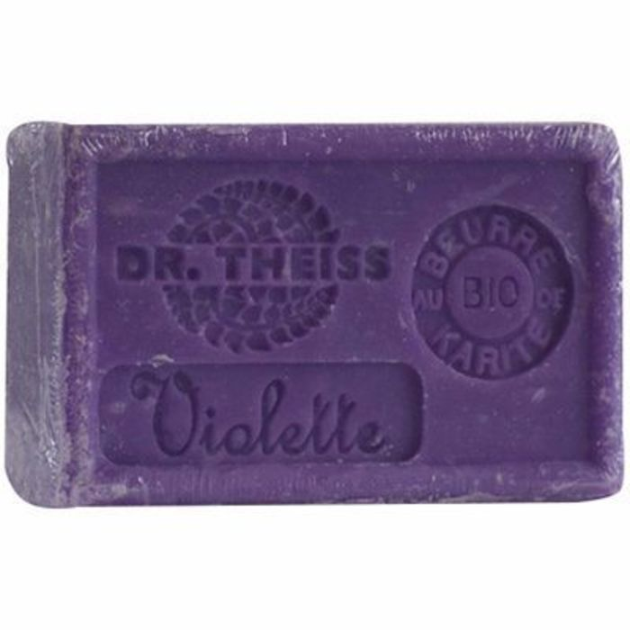 Savon de marseille violette 125g Dr theiss-215981