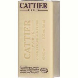Savon doux végétal surgras karité bio 150g - 150.0 g - hygiène corps - cattier Peaux sèches et sensibles-1493