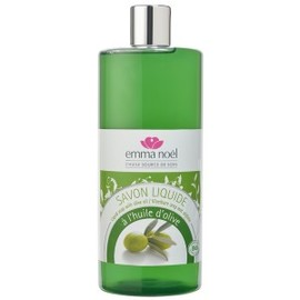 Savon liquide à l'huile d'olive bio - 1000.0 ml - savons liquides - emma noël -6682