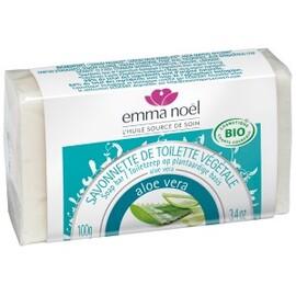 Savonnette aloé véra - 100.0 g - savonnettes végétales bio senteurs du sud - emma noël -6667