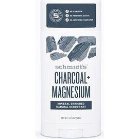 Schmidt's déodorant naturel charbon magnésium 75g - schmidt s -226750