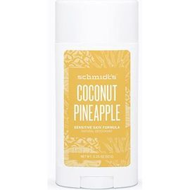 Schmidt's déodorant naturel noix de coco ananas 75g - schmidt s -226751