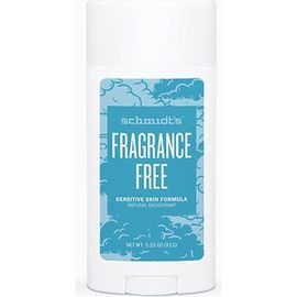 Schmidt's déodorant naturel sans parfum 75g - schmidt s -226753