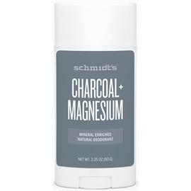 Schmidt's déodorant stick charbon + magnésium 92g - schmidt s -214679