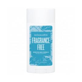 Schmidt's déodorant stick sans parfum peaux sensibles - 92g - schmidt s -214081