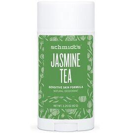 Schmidt's déodorant stick thé au jasmin peaux sensibles 92g - schmidt s -219741
