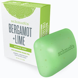 Schmidt's savon bergamote + lime 142g - schmidt s -222470
