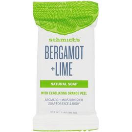 Schmidt's savon bergamote lime 28g - schmidt s -222471