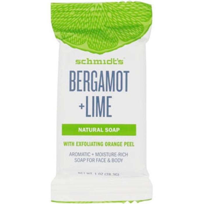 Schmidt's savon bergamote lime 28g Schmidt s-222471