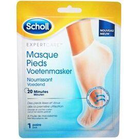Scholl masque pieds nourrissant 1 paire - scholl -224302