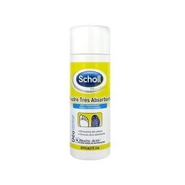 Scholl poudre très absorbante - 75.0 g - scholl -144604