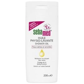 Sebamed huile physio-lavante - 200ml - sebamed -198497