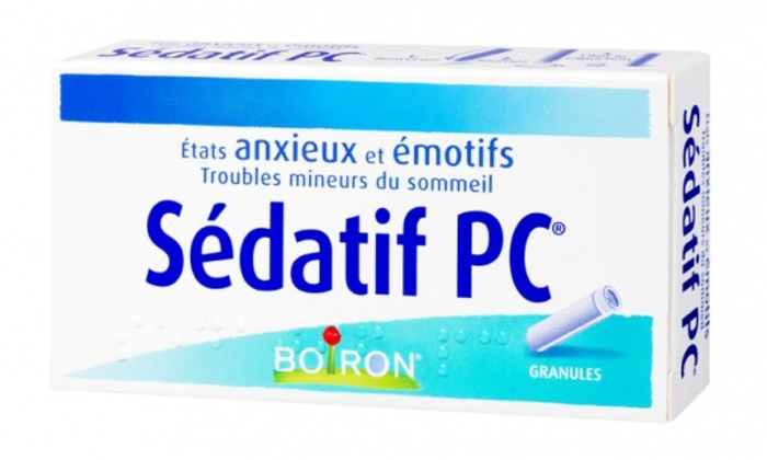 Sedatif pc granulés - 2 tubes de 80 granulés Boiron-192979
