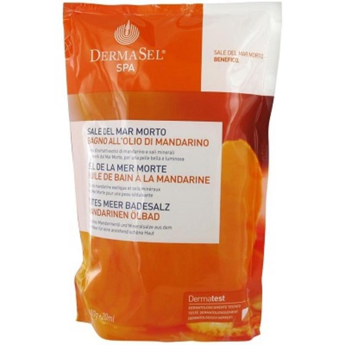 Sel de la mer morte mandarine Dermasel-196074