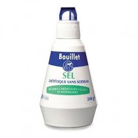 Sel diététique sans sodium - 240.0 g - bouillet -147736
