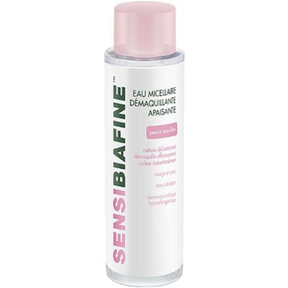 Sensibiafine eau micellaire démaquillante apaisante - 125ml - 125.0 ml - soins visage hydratants - sensibiafine -142849