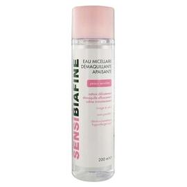 Sensibiafine eau micellaire démaquillante apaisante - 200.0 ml - soins visage hydratants - sensibiafine -138914