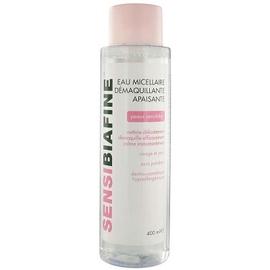 Sensibiafine eau micellaire démaquillante apaisante 400ml - 400.0 ml - soins visage hydratants - sensibiafine -138915