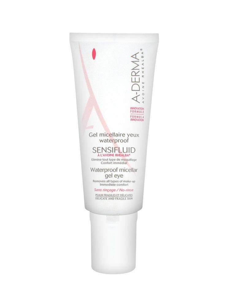 Sensifluid gel micel yeux waterp - 100.0 ml - aderma -144588
