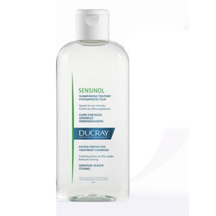 Sensinol shampooing traitant physioprotecteur 200ml Ducray-130415