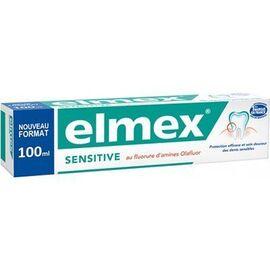 Sensitive dentifrice 100ml - elmex -228180