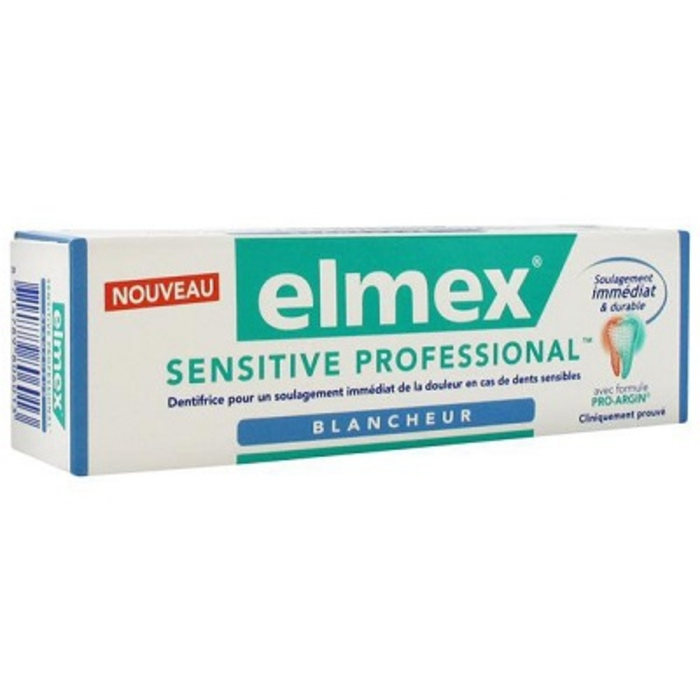 Sensitive professional blancheur Elmex-144830