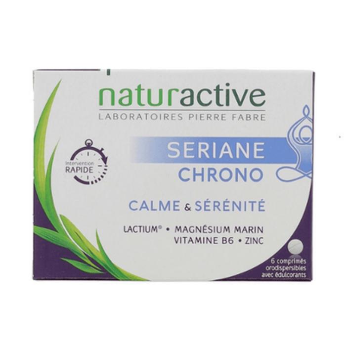 Sériane chrono Naturactive-204738