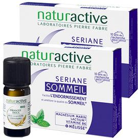 Seriane sommeil - 2x30 gélules - naturactive -205963