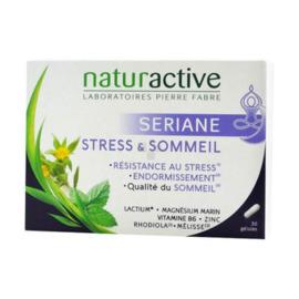 Sériane stress - 30 gélules - naturactive -203290