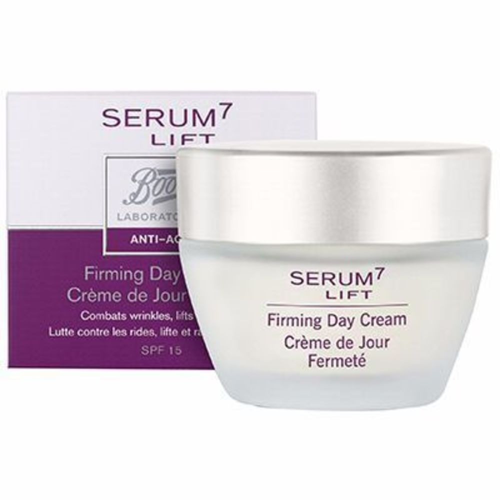Serum 7 lift crème de jour fermeté 50ml - boots -195123