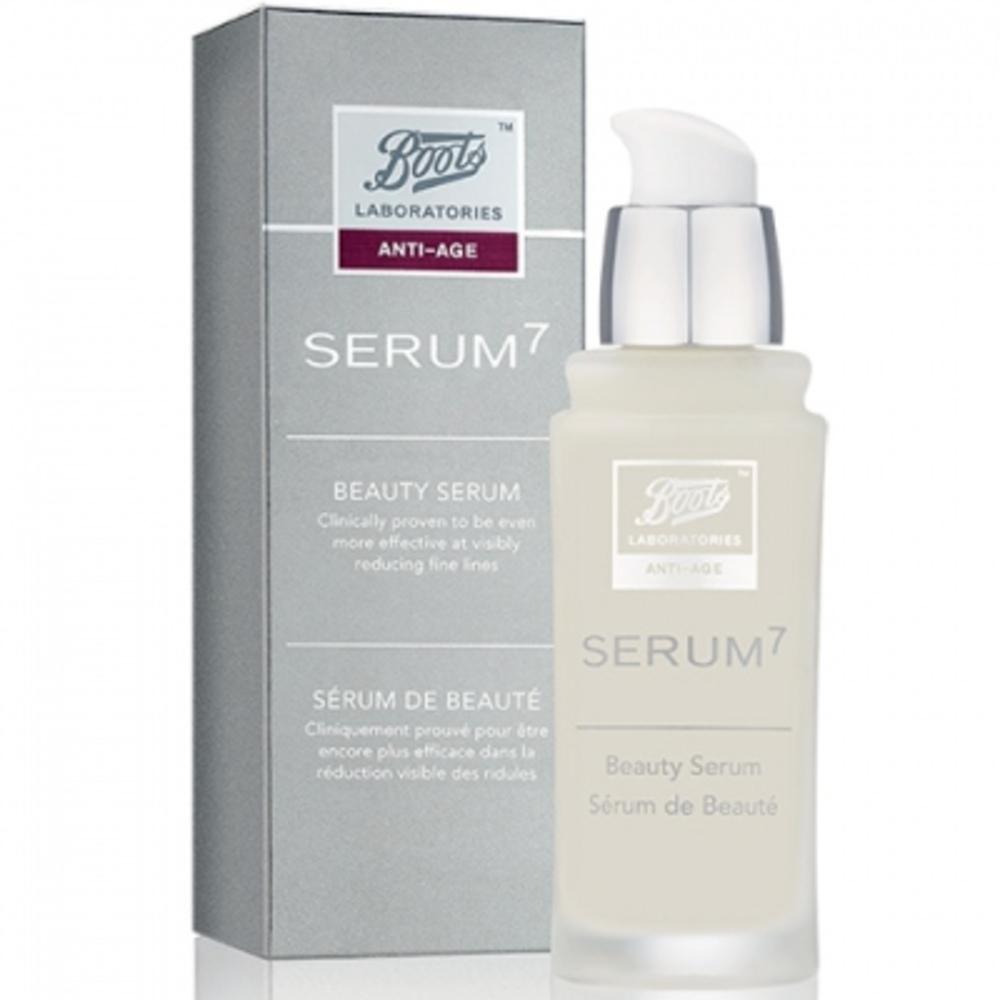 Serum 7 sérum de beauté - 30ml - boots -194510