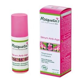 Serum anti-âge énergisant - 30.0 ml - les crèmes visage anti-age - eumadis mosquetas peau stimulée et régénérée-9094