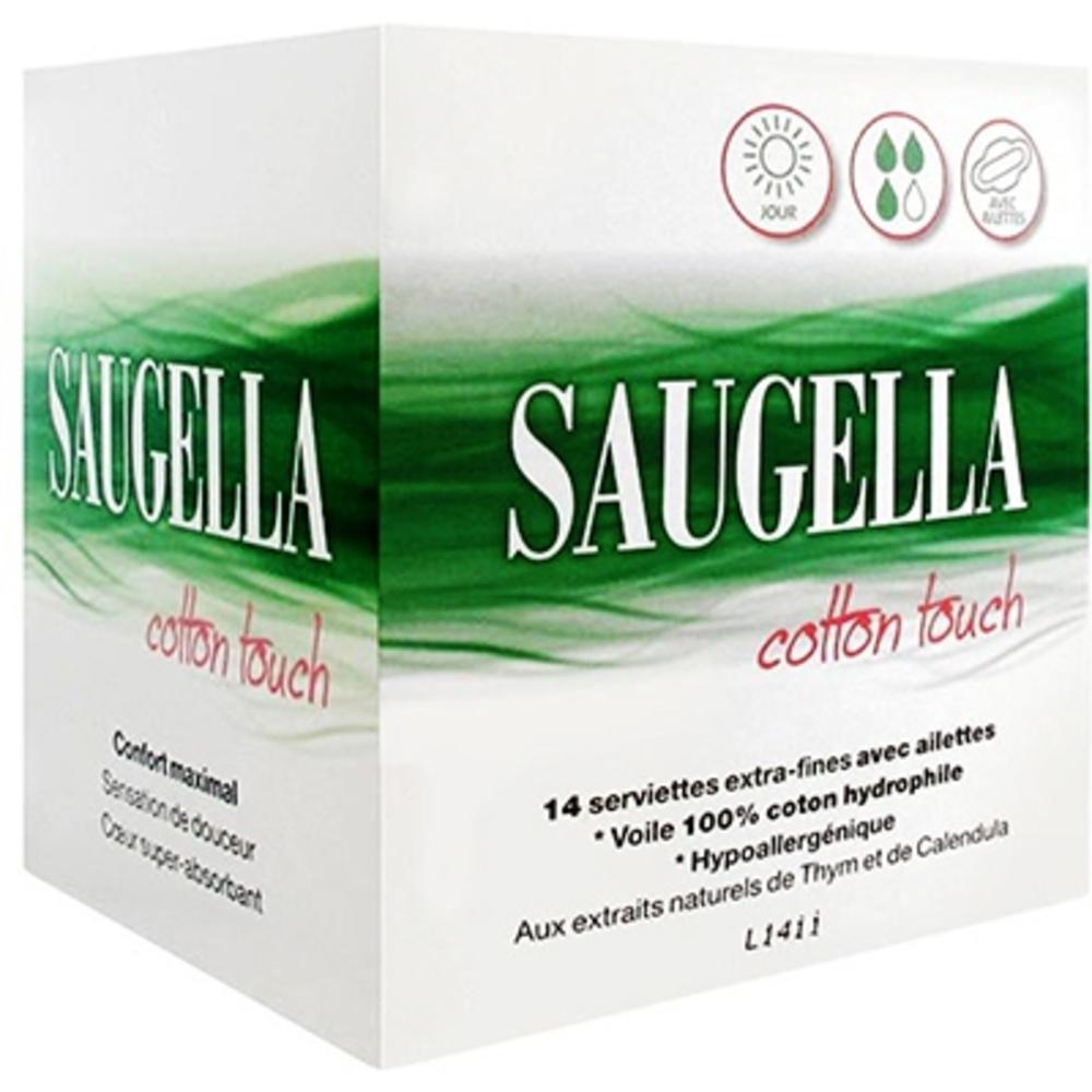 Serviettes jour Saugella-144607