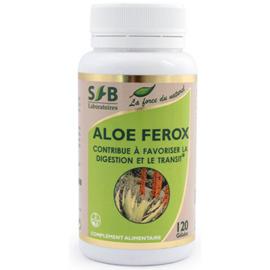 Sfb aloe ferox 120 gélules - sfb -216627
