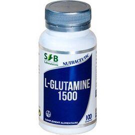 Sfb l-glutamine 1500 100 comprimés - sfb -222495