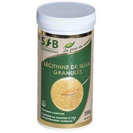 Sfb lécithine de soja 200g - sfb -219446